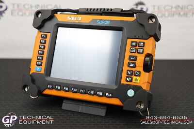 Siui Supor 1664 Phased Array Ultrasonic Flaw Detector - Paut Tofd Ndt