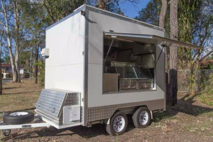 Food Truck Trailer For Sale