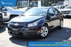 2014 Chevrolet Cruze 1LT Satellite Radio and Backup Camera