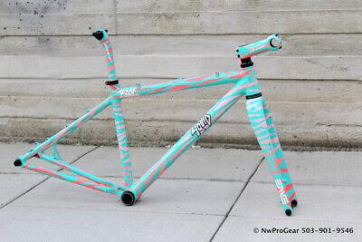 Frame Cyclocross Aluminum 55 V-Brake ridewill bike cross bike