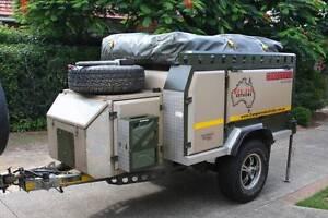 Conqueror UEV 390 camper trailer Coorparoo Brisbane South East Preview