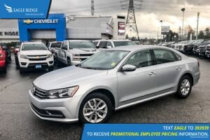 2017 Volkswagen Passat 1.8 TSI Trendline+ Heated Seats, Rear...