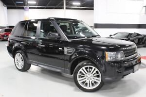 2010 Land Rover Range Rover Sport HSE LUXURY | SERVICE HISTORY |
