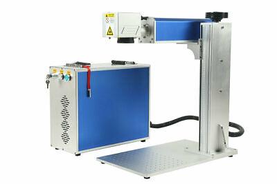 50w 150x150mm Detached Fiber Laser Marking Machine Metal Non-metal