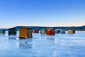 Looking to go out ice fishing!!