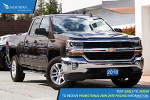 2018 Chevrolet Silverado 1500 Backup Camera, Bumper Step, Pow...