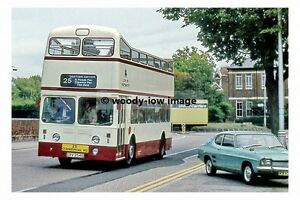 pt7668 - Portsmouth Corporation Bus no 7 - photograph