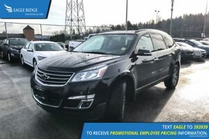 2017 Chevrolet Traverse 2LT AWD, Leather, Sunoof