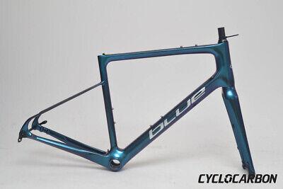 700c approx 1820g NEW Black Powder Coated 56cm Aluminium Road Bike Frame