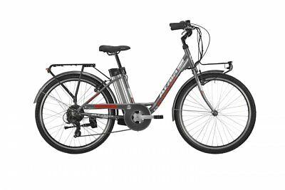 Bicicleta Eléctrica Bici a Pedaleo Asistido Atala E-Way 26 Brushless 24v 2019