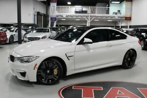 2015 BMW M4 BMW FACTORY WARRANTY UNTIL MAY, 2019