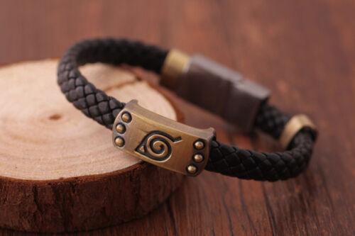 Naruto otaku Anime Knit Bracelet Cosplay Costumes Accessories