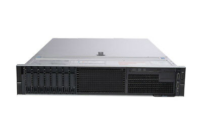 "New Dell PowerEdge R740 8x 2.5"" Bays Configure-To-Order CTO 2U Rack Mount Server"