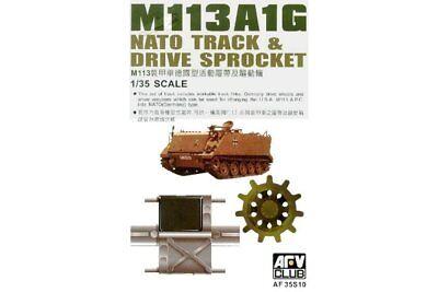 AFV Club AF35S10 1/35 M113A1G NATO Track Drive Sprocket