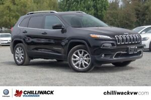 2017 Jeep Cherokee Limited / No Accidents, B.C car, Super clean