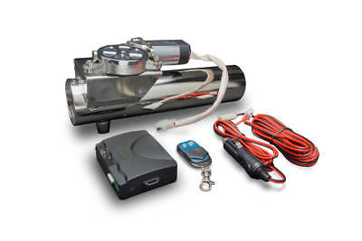 """Epman 2.5""""/63mm Exhaust Pipe Cut Out Kit With Remote Control"""