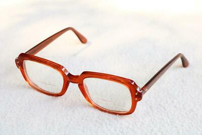 Glasses Hipster Thick Rim Frames Vintage Birth Control Retro 70s Ugly Props (Thick Rimmed Glasses Hipster)