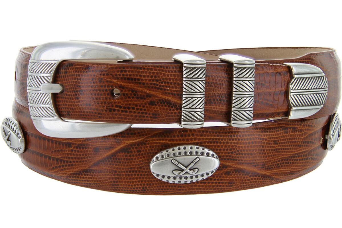 golf tour italian calfskin genuine leather designer