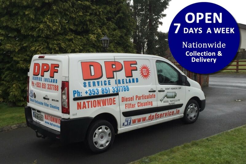DPF Cleaning Reconditioning Nationwide