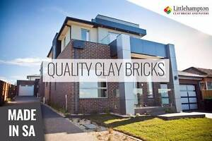Quality Clay Bricks, Range of colours – 100% MADE IN SA! Adelaide CBD Adelaide City Preview