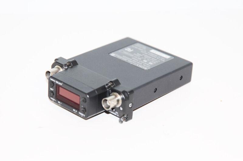 Sony DWR-S01D Digital Wireless Dual Channel Slot-In Receiver - Channel 30-33 ...