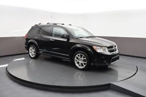 2016 Dodge Journey R/T 7PASS V6 AWD SUV with LEATHER