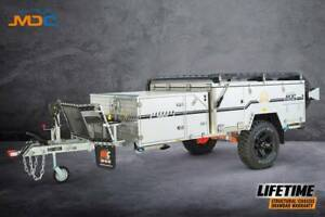 MDC JACKSON FORWARD FOLD OFFROAD CAMPER TRAILER - From $84/week* Heatherbrae Port Stephens Area Preview