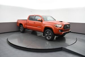2016 Toyota Tacoma TRD SPORT 3.5L 4x4 4DR 5PASS DOUBLE CAB w/ BL