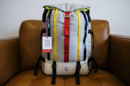 SALE -- Topo Designs Mountain Pack (Silver) - AS NEW!