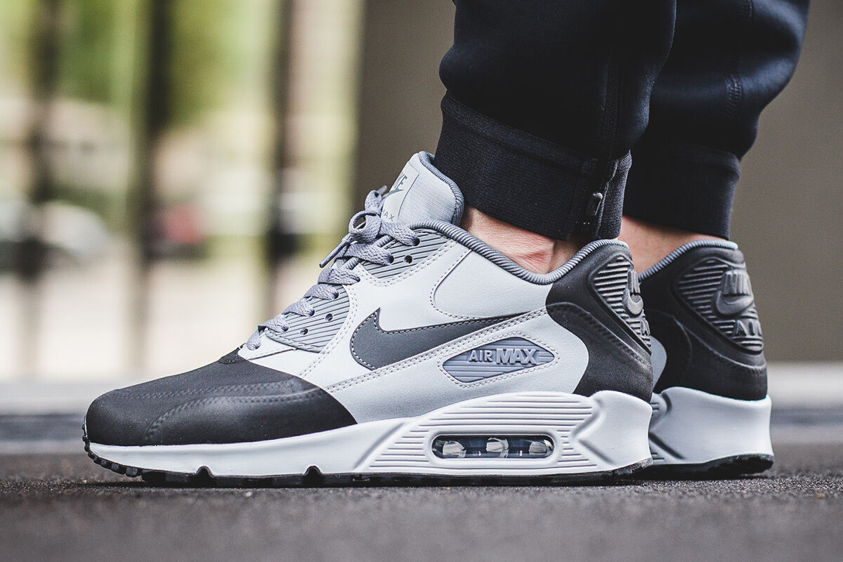 Nike Air Max 90 Premium SE | Gray | Sneakers | 858954 001