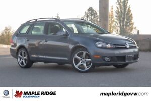 2014 Volkswagen Golf - DIESEL, LEATHER, SUNROOF