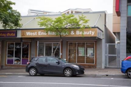 West End Shop Lease with 1 carpark $68K p.a plus outgoings & GST