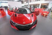 Honda NSX 3.5 Twin-Turbo Hybrid