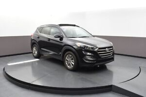 2016 Hyundai Tucson ONE OWNER - TUCSON LUXURY - LEATHER - SUNROO