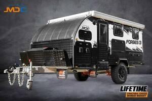 NEW MODEL - MDC Forbes 13 Hybrid Offroad Caravan - From $177/week* Heatherbrae Port Stephens Area Preview