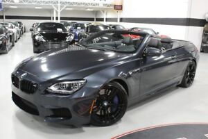 2012 BMW M6 CONVERTIBLE | IMMACULATE