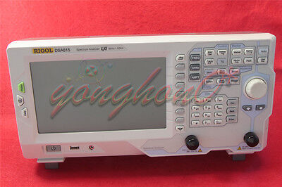 Spectrum Analyzer All-digital If With 1.5ghz Tracking Generator Rigoldsa815-tg