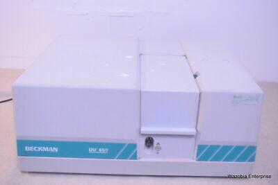 Beckman Model Du 650 Spectrophotometer