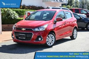 2018 Chevrolet Spark 1LT CVT Sunrof & Satellite Radio