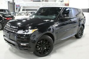 2014 Land Rover Range Rover Sport V6 HSE | SILVER ROOF | BLACK W