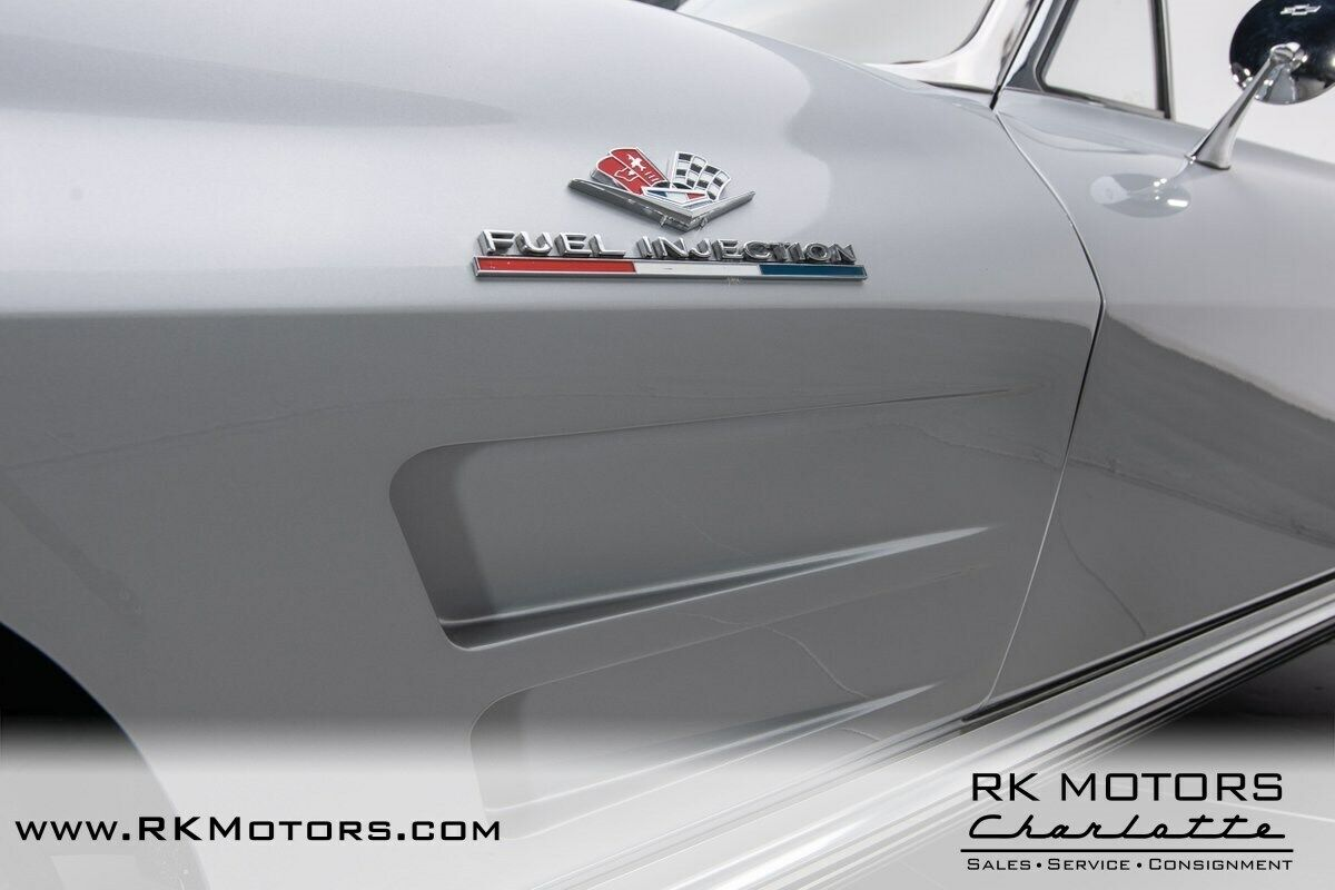 1964 Silver Chevrolet Corvette   | C2 Corvette Photo 6