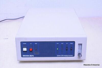 Bioscan System 200 Imaging Scanner