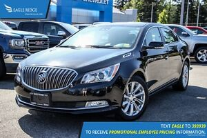 2016 Buick LaCrosse Leather Navigation, Sunroof, and Heated S...