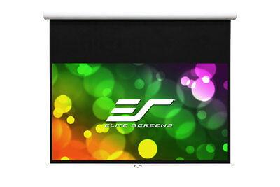 Elite Screens Manual HT 16:9 Premium Rollo Leinwand 203x115cm Elite Screens Manual