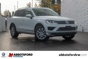 2016 Volkswagen Touareg - LOW KM'S, BC CAR, FULL LOAD, ALL WHEEL