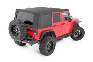 Jeep soft top