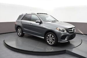2018 Mercedes Benz GLE GLE400 4MATIC AWD SUV