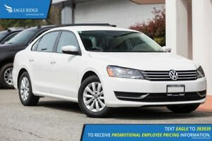 2013 Volkswagen Passat 2.5L Trendline A/C, Aux, Power Windows