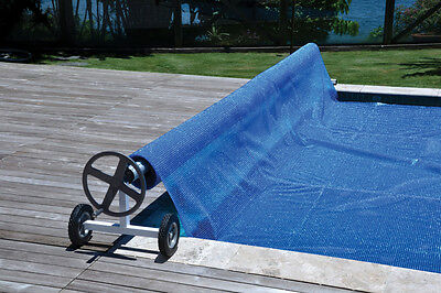 Kokido Kalu Aluminum Swimming Pool Cover Reel (Up to 21.1 ft) | K936WBX