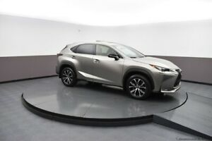 2017 Lexus NX 200t HURRY!! DON'T MISS OUT!!! F-SPORT AWD SUV